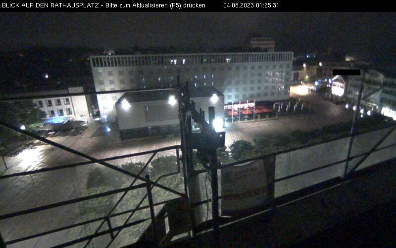 Aktuelles Bild der Webcam aus Lüdenscheid